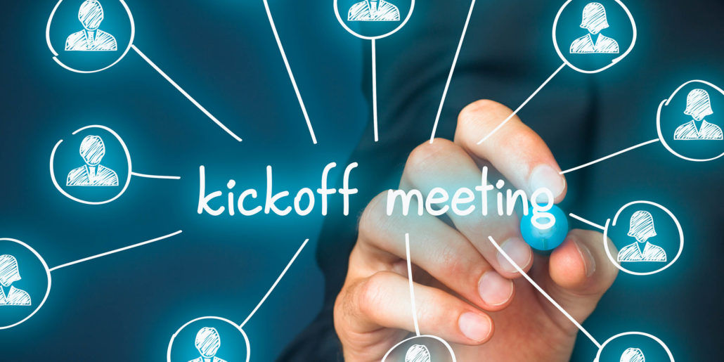 Kick-Off-Meeting